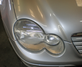 headlight repair for car