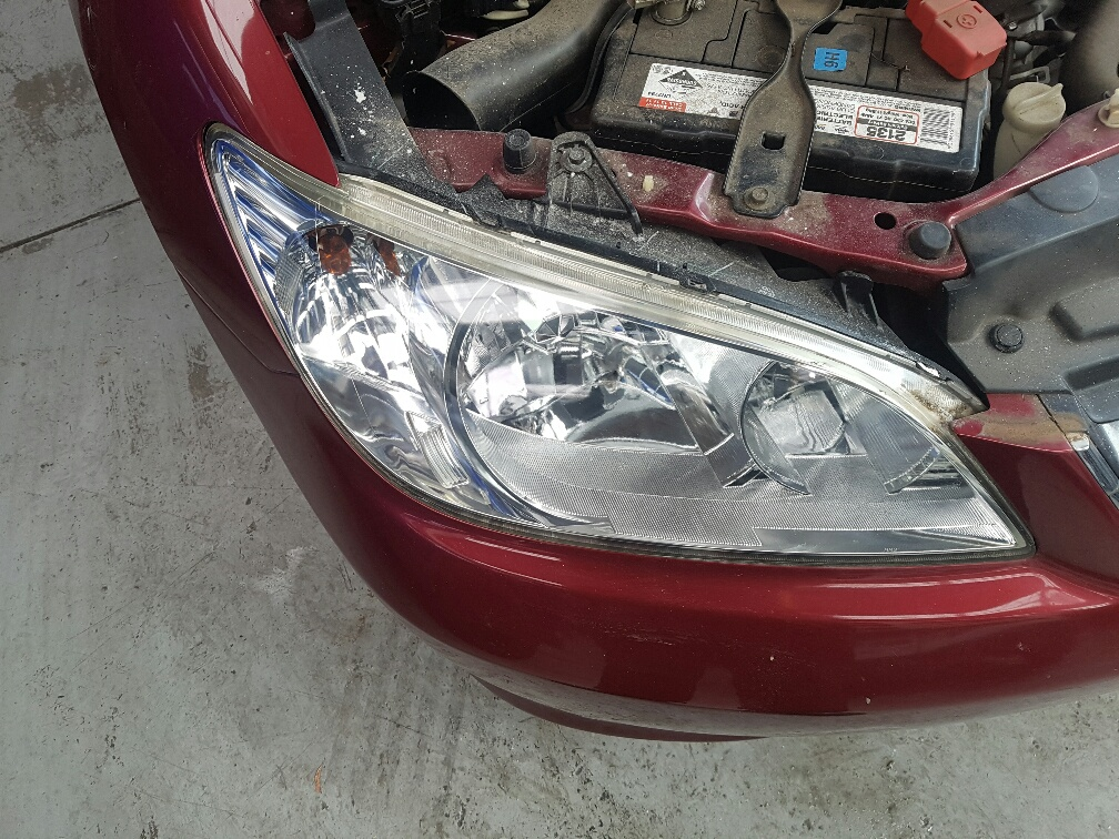 Headlight Repairs